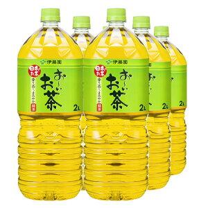 伊藤園 お〜いお茶 2L PET 6本セット 【おーいお茶 緑茶 ペットボトル ケース販売】