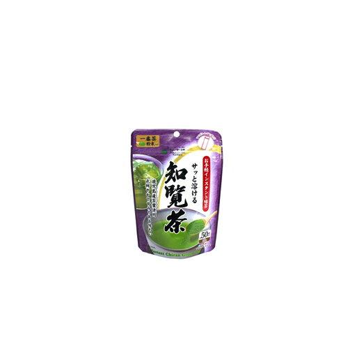国太楼 サッと溶けるインスタント緑茶 知覧茶(40g)400円
