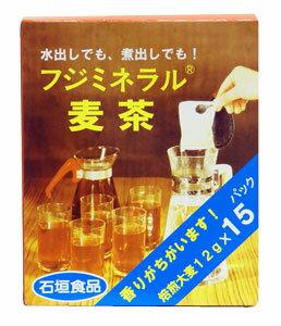 石垣食品 フジミネラル麦茶 180g(12gx15袋) 179円