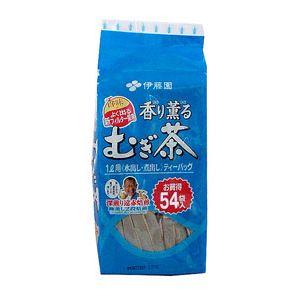 伊藤園 香り薫るむぎ茶 ティーバッグ 54袋 218円
