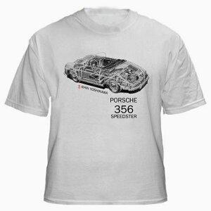 KaiArtInternationalTシャツPORSHE356speedster