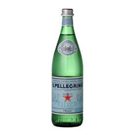 モンテ物産 サンペレグリノ 750ml瓶 334円x12本 4008円【 イタリア 炭酸水 スパークリングウォーター 】