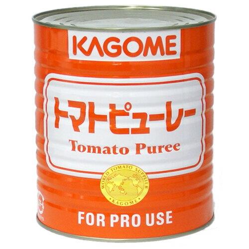 カゴメ トマトピューレー3000g 1130円