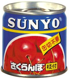 サンヨー堂 さくらんぼ 85g 1缶 188円【SUNYO サクランボ】