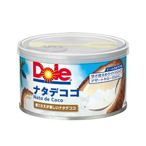 特売!ドール ナタデココ フラット缶 108円【 Dole 缶詰 フルーツ 】