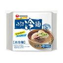 (セット)農心 ふるる冷麺 水冷麺 1人前 155g 126円×10袋セット 1260円【 韓国冷麺 春夏限定 】