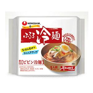 セット)農心ふるる冷麺ビビン冷麺1人前159g×10袋セット1500円【韓国冷麺春夏限定】