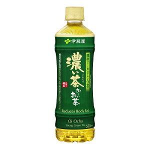 伊藤園 お〜いお茶 濃い茶 525ml 24本セット 【 緑茶 ペットボトル PET おーいお茶 】