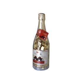 シャンパン トリュフ ボトルチョコ 550g 1個 1554円【 ボトル型 ギフト costco コストコ 】