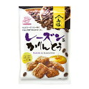 山脇製菓 レーズン&かりんとう 115g 1袋 160円【 通販 】