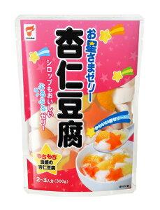 【佐川送料無料(一部地域を除く)】たいまつ食品 お星さまゼリー 杏仁豆腐 300g×6袋