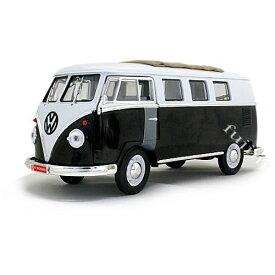 1962 Volks Wagen Microbus MONOTONE 1/18 Road Signature 11112円【フォルクスワーゲン バス タイプ2 ダイキャストカー ミニカー モノトーン 白 黒】【コンビニ受取対応商品】