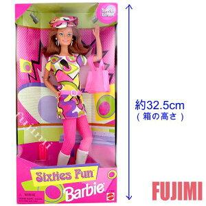 Barbie Sixties Fun 9500円【Barbie,バービー,シクスティーズ,人形】【コンビニ受取対応商品】