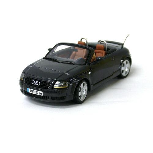 アウディ TT ロードスター GRY 1/18 Maisto 7315円 【 Audi TT Roadster オープンカー ミニカー マイスト ダイキャストカー 】【コンビニ受取対応商品】