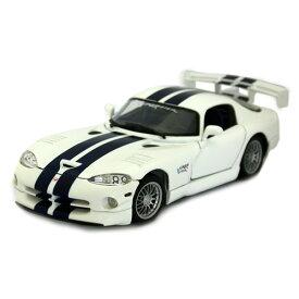 Dodge Viper GT2 White 1/18 MAISTO 【 ダイキャストカー ダッジ バイパー アメ車 マッスルカー ミニカー マイスト 】