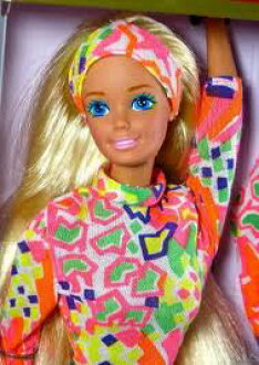 Fujimi Cc Barbie 1991 Cute N Cool NIB