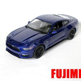 2015 Ford Mustang GT blu 1/18 Maisto 【 フォード マスタング ミニカー ニューモデル 新型 マイスト ダイキャストカー 】