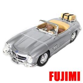 1957 Mercedes Benz SL300 Touring sv 1/18 MAISTO 【 メルセデス ベンツ ミニカー シルバー 銀 マイスト クラシック ダイキャストカー 】