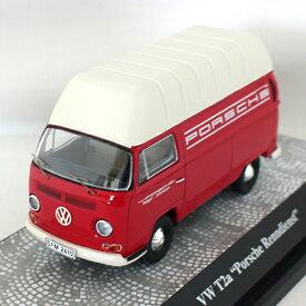 "VW T2 A "" Porsche Renndienst "" Premium ClassiXXs 1/43 11112円【ポルシェ ミニカー バン ダイキャストカー Volkswagen タイプ2 フォルクスワーゲン バス 】【コンビニ受取対応商品】"