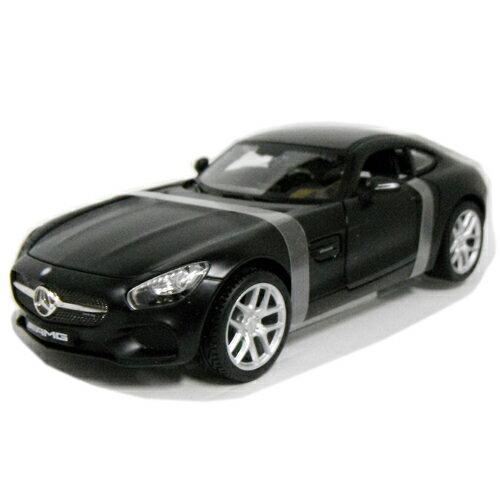 ミニカー Mercedes AMG GT Black 1/18 Maisto 2500円【 メルセデス マイスト ダイキャストカー ミニカー ベンツ Benz 黒 ブラック 1:18 】【150930】【コンビニ受取対応商品】