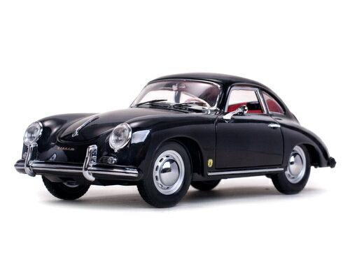 1957 Porsche 356 A 1500 GS Carrera GT Black 1/18 Sun Star EUROPEAN COLLECTIBLES 13797円 【 ポルシェ カレラ ミニカー 黒 ダイキャストカー サンスター クラシックカー ラリー レーサー 4カム 】