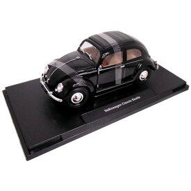 Volkswagen Classic beetle bk 1/18 Welly 7315円 【フォルクスワーゲン クラシック ビートル ブラック 黒 ミニカー ウェリー ダイキャストカー カブトムシ】【150702】【コンビニ受取対応商品】