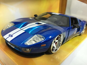 Fast And Furious Ford Gt   Yen