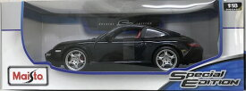 Porsche 911 Carrera S Navy 1/18 Maisto 【 ポルシェ カレラ 紺 ネイビー ダイキャストカー マイスト ミニカー スーパーカー 】