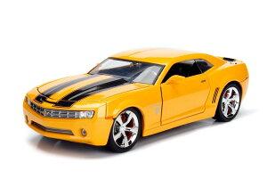 2006 Chevrolet Camaro Concept Bumblebee Transformers 1/24 JADA 4167円 【 トランスフォーマー TF5 バンブルビー シボレー カマロ ミニカー ジャダ ダイキャストカー 映画 ビデオ 主人公 ヒーロー おもちゃ 】【