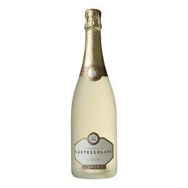カステルブラン セコ 白 750ml 1本 1170円【スペイン、ワイン、スパークリングワイン】