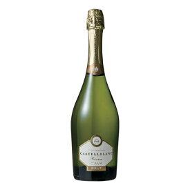 カステルブラン ブリュット・レセルヴァ 750ml 1本 1430円【スペイン、ワイン、スパークリングワイン】