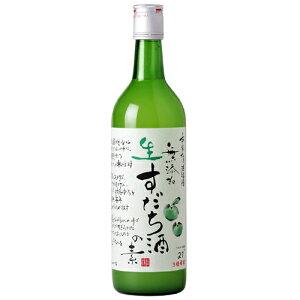本家松浦酒造 無添加 生すだち酒の素 720ml 1250円