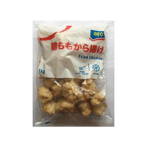 (冷凍便) ARO 鶏ももから揚げ 1kg 711円 【 METRO flied chicken 唐揚げ 鶏もも そうざい おつまみ メトロ ARO 】 【 MTR 】