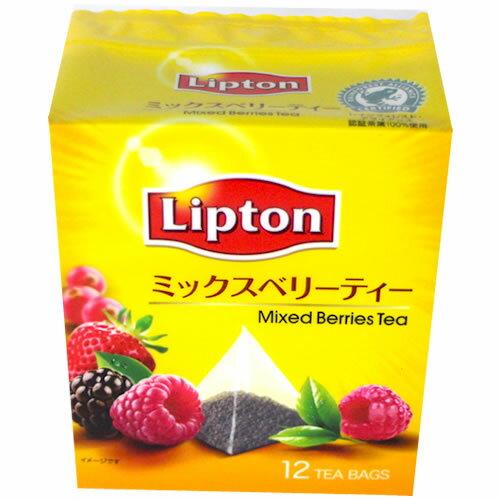 リプトン ミックスベリーティー 12P 1箱 251円