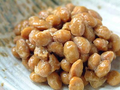 京都牛若の里中粒納豆
