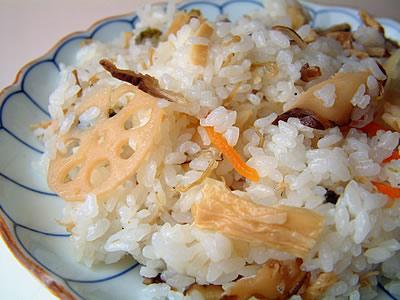 京風ちらし寿司の素イメージ