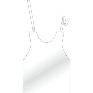 使い捨てエプロン 紙エプロン 中 八つ折 ケース200枚×10パック 業務用 送料無料