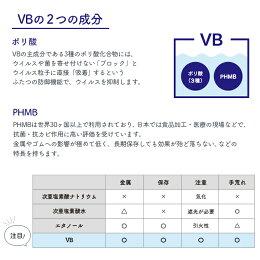 FSXVBおしぼり用抗ウイルス抗菌水溶液2000mL【業務用】