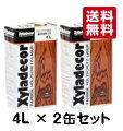 キシラデコール[4L×2缶]