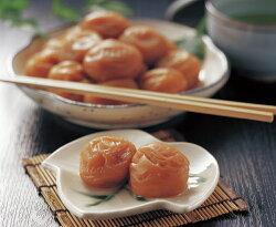 【梅干し】紀州産南高梅しそ漬け梅400g大きいサイズの紀州産南高梅を使用しています。色合い香り豊かなしそ風味で酸っぱさと甘さが絶妙な絶品の味です。