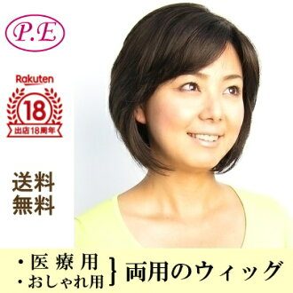 """It becomes """"Bob series wig Ka, world class hair style (close to brown slightly darker in black) SALE price"""