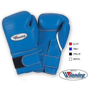 【ネームなし】ウイニング ボクシング グローブ【MS-500-B】14オンス マジックテープ式 Winning boxing gloves