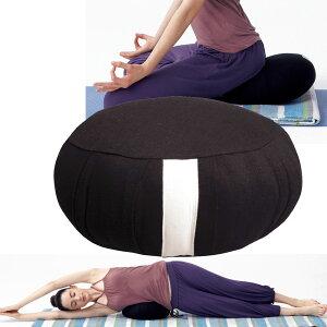 トレーニング用品 座禅用座蒲団 座禅用、瞑想用クッション・ざぶとん 直径約30cm 高さ約16cm ヨガ、ピラティスに