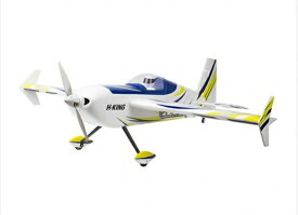 "H-King Voltigeur MkII 3D EPO Aerobatic Plane 1220mm (48"") (PNF) with Carbon Fiber Landing Gear"