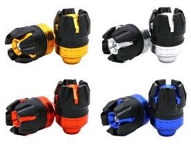 nakira バイク用 フレームスライダー エンジンガード 汎用 ディオ ジョグ Ninja250 YZF-R25 CBR250