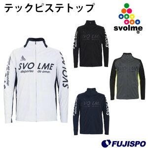 テックピステトップ(181-64401)【スボルメ/SVOLME】スボルメピステシャツトレーニングウェア