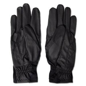 ハイゴールド(HI-GOLD)バッティング手袋ベルトレスブラック両手【野球・ソフト】バッティンググローブ高校野球対応(SH350B)