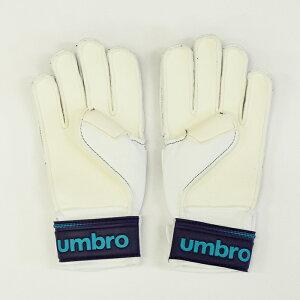 ジュニアネオクラブグローブ(UJS5702J-NVY)ジュニアキッズキーパーグローブキーパー手袋ネイビーアンブロ(umbro)