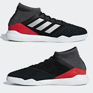 プレデター19.3TRアディダス(adidas)トレーニングシューズトレシューランニングシューズランシューコアブラック×ランニングホワイト×コアブラック(D97968)【2018年11月アディダス】