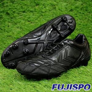 ヴォラートKSヒュンメル(hummel)サッカースパイクブラック×ブラック(HAS1235-9090)【2018年12月ヒュンメル】